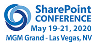 SharePoint Conference May 2020